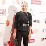 Toni Acosta en la presentación del Festival de Málaga 2013