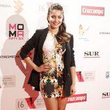 Hiba Abouk en la presentación del Festival de Málaga 2013