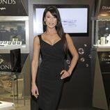 Sonia Ferrer en la presentación de la colección de joyas 'Diamonds'