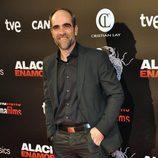 Luis Tosar en el estreno de 'Alacrán enamorado' en Madrid
