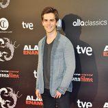Marc Clotet en el estreno de 'Alacrán enamorado' en Madrid