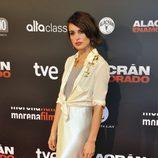 Verónica Echegui en el estreno de 'Alacrán enamorado' en Madrid