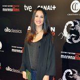 Xenia Tostado en el estreno de 'Alacrán enamorado' en Madrid