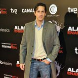 Juan Diego Botto en el estreno de 'Alacrán enamorado' en Madrid