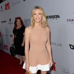Heather Locklear en la premiere de 'Scary Movie 5'