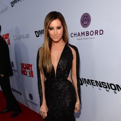 Ashley Tisdale en la premiere de 'Scary Movie 5'