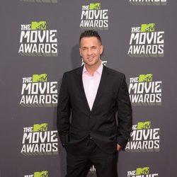 Mike 'The Situation' en la alfombra roja de los MTV Movie Awards 2013