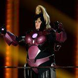 Rebel Wilson disfrazada en los MTV Movie Awards 2013