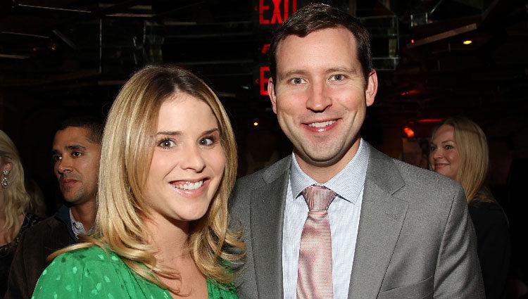 Jenna Bush y Henry Hager