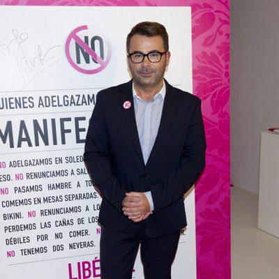 Jorge Javier Vázquez en un acto de Entulinea de Weight Watchers
