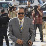 Julián Muñoz llega a la lectura de la sentencia del 'caso Malaya'