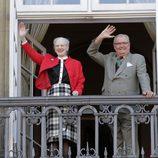 Margarita y Enrique de Dinamarca celebran el 73 cumpleaños de la Reina Margarita