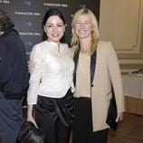 Ana Arias y Ana Duato en la presentación del libro 'Cuéntame: Ficción y realidad'