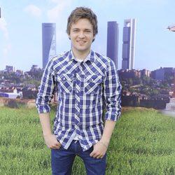 Adam Jezierski en el estreno de la segunda temporada de 'Con el culo al aire'