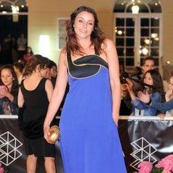 Ingrid Rubio en el Festival de Málaga 2013