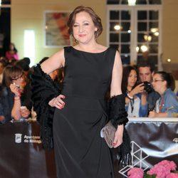Carmen Machi en el Festival de Málaga 2013