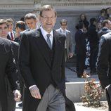 Mariano Rajoy en la entrega del Premio Cervantes 2012