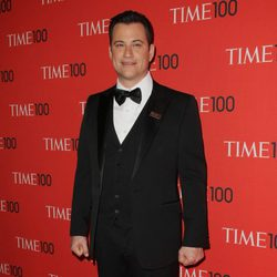 Jimmy Kimmel en la gala de la revista Time 2013