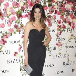 Elia Galera en la fiesta de presentación del perfume 'Rosa'