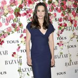 Beatriz Montañez en la fiesta de presentación del perfume 'Rosa'