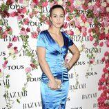 Megan Montaner en la fiesta de presentación del perfume 'Rosa'