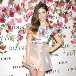 Úrsula Corberó en la fiesta de presentación del perfume 'Rosa'