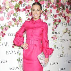 Paula Echevarría en la fiesta de presentación del perfume 'Rosa'