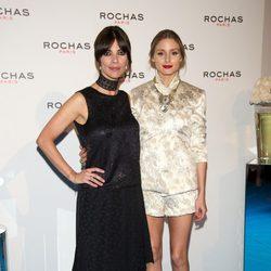Olivia Palermo y Maribel Verdú en una fiesta organizada por Rochas en Madrid