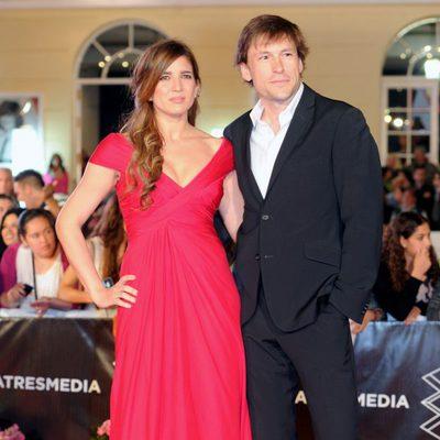 Lucía Jiménez y Benito Sagredo en el Festival de Málaga 2013
