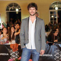 Juan Blanco en la presentación de 'Viral' en el Festival de Málaga 2013