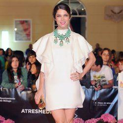 Juana Acosta en en el Festival de Málaga 2013