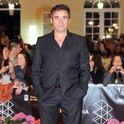 Eduard Fernández en la presentación de 'Todas las mujeres' en el Festival de Málaga 2013