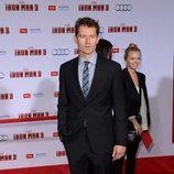 James Badge Dale en el estreno de 'Iron Man 3' en Los Ángeles