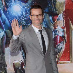 Guy Pearce en el estreno de 'Iron Man 3' en Los Ángeles
