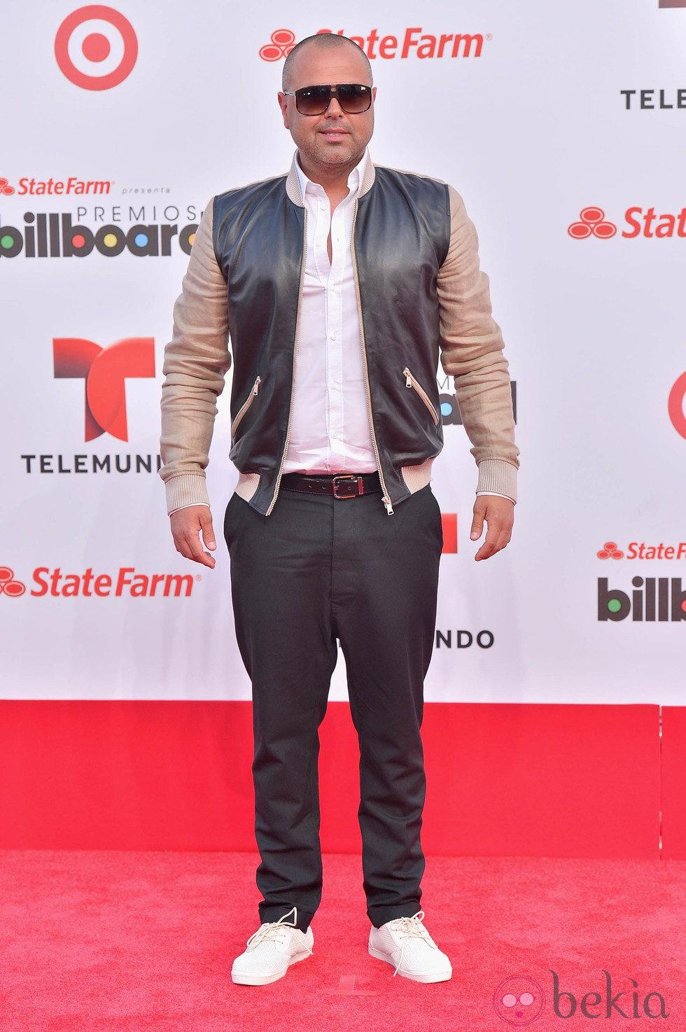 Juan Magan en los Billboard Latinos 2013