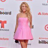 Paulina Rubio en los Billboard Latinos 2013