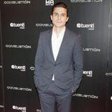Álex González en el estreno de 'Combustión'