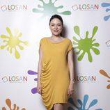 Ana Arias en la inauguración de LOSAN KIDS en Madrid