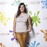 La actriz Laia Alemany en la inauguración de LOSAN KIDS en Madrid
