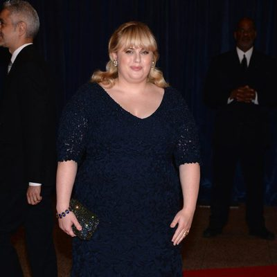 Rebel Wilson en la 2013 White House Correspondents' Association