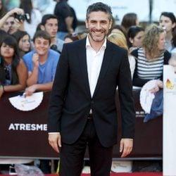 Leonardo Sbaraglia en la clausura del 16 Festival de Málaga