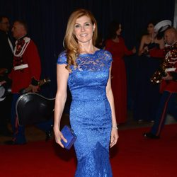 Connie Britton en la 2013 White House Correspondents' Association Dinner