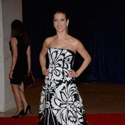 Kate Walsh en la 2013 White House Correspondents' Association Dinner