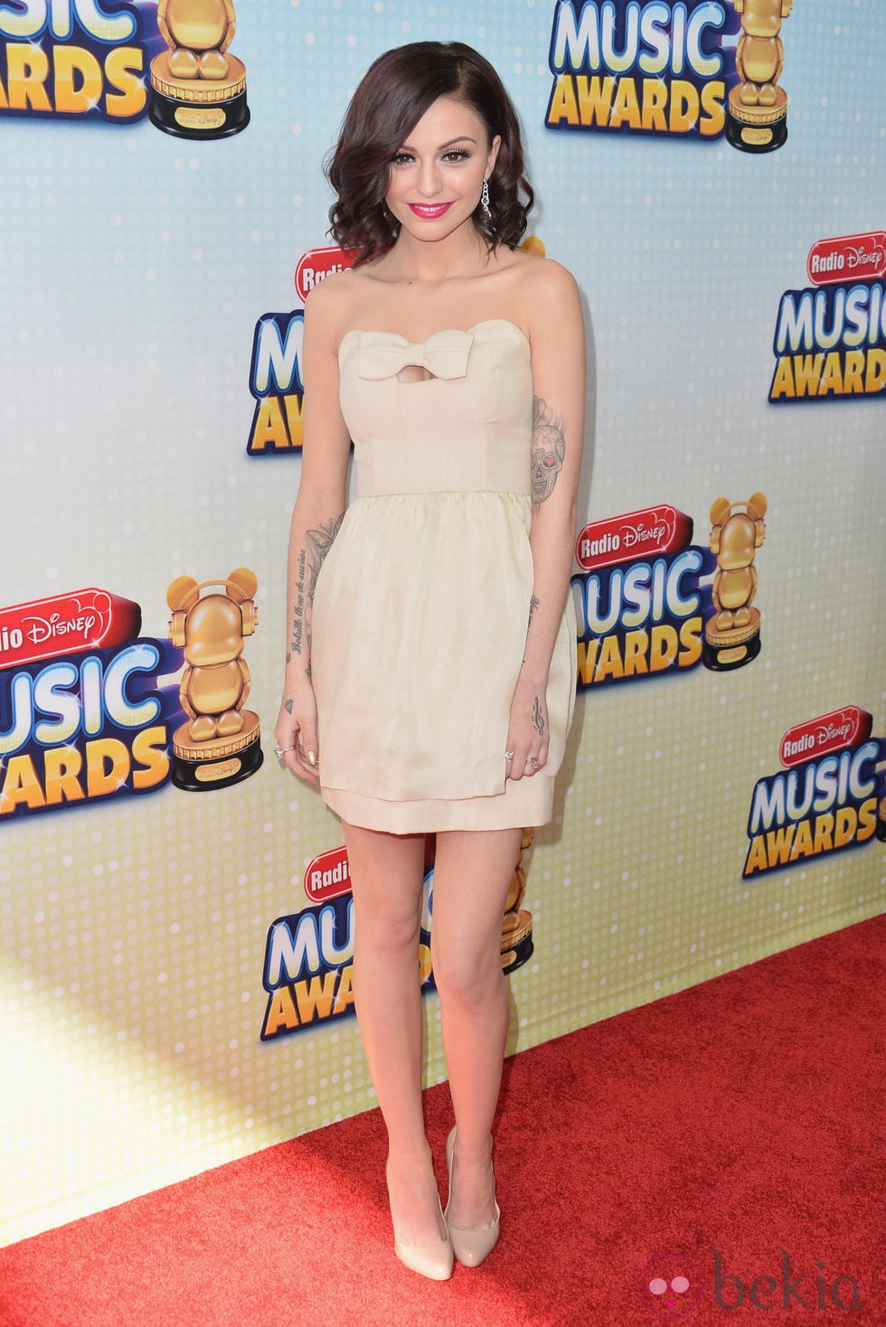 Cher Lloyd en los Radio Disney Music Awards 2013