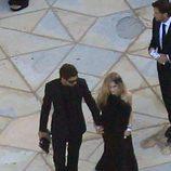 Avril Lavigne en la boda de Kim Kardashian