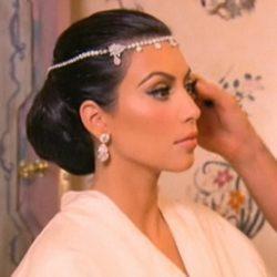 Kim Kardashian se prepara para su boda