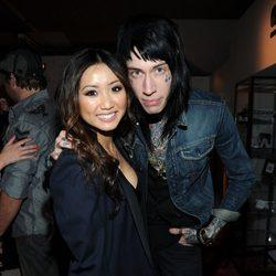 Trace Cyrus y Brenda Song