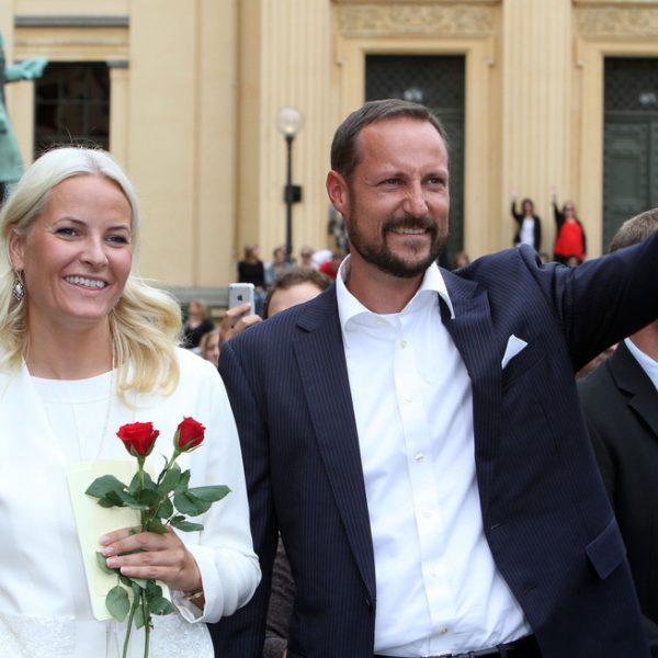 10º aniversario de boda de los Príncipes Haakon y Mette-Marit de Noruega