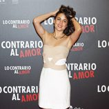 Adriana Ugarte muy sexy en el estreno de 'Lo contrario al amor' en Madrid