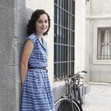 Nadia de Santiago en la presentación de la séptima temporada de 'Amar en tiempos revueltos'